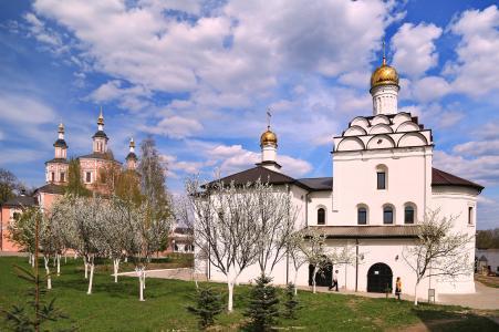 «Очарование города» + Свенский Монастырь.