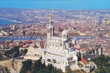 Марсель — самый старый город Франции