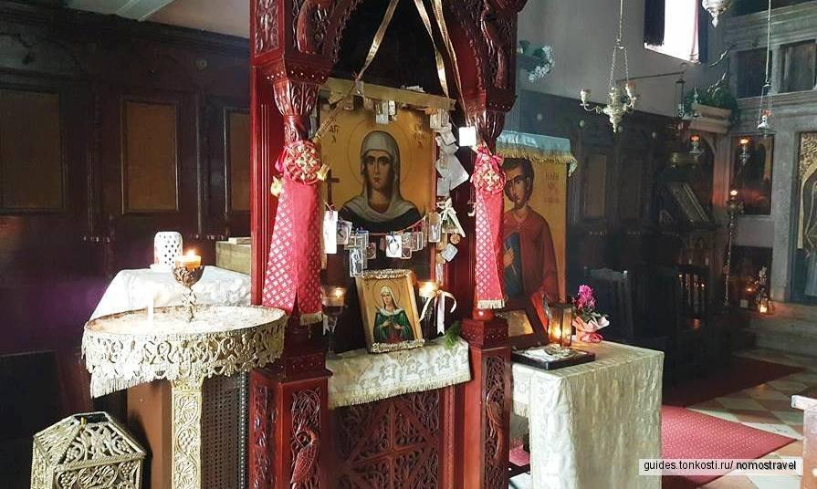 Традиционные монастыри Керкиры — паломникам