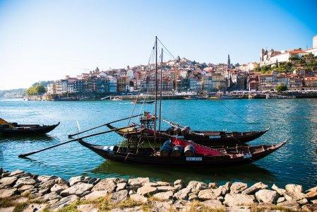В Порту из Лиссабона