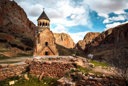 Армения — колыбель христианства: празднование Пасхи