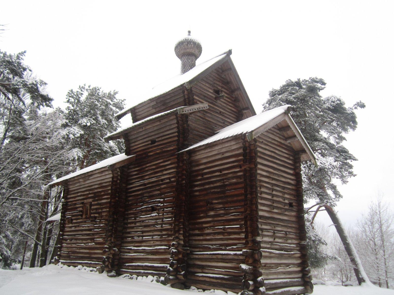 Экскурсия в музей «Витославлицы» и Юрьев монастырь