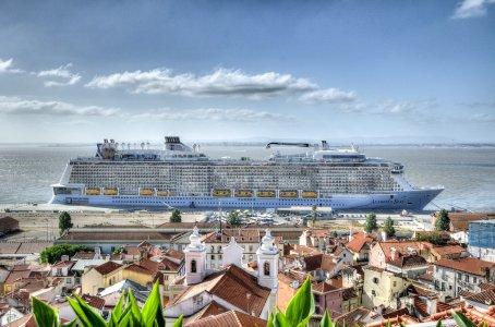 Лиссабон и Синтра с круиза