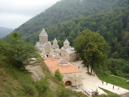 Две жемчужины в одном ожерелье, вкусное путешествие по Грузии и Армении