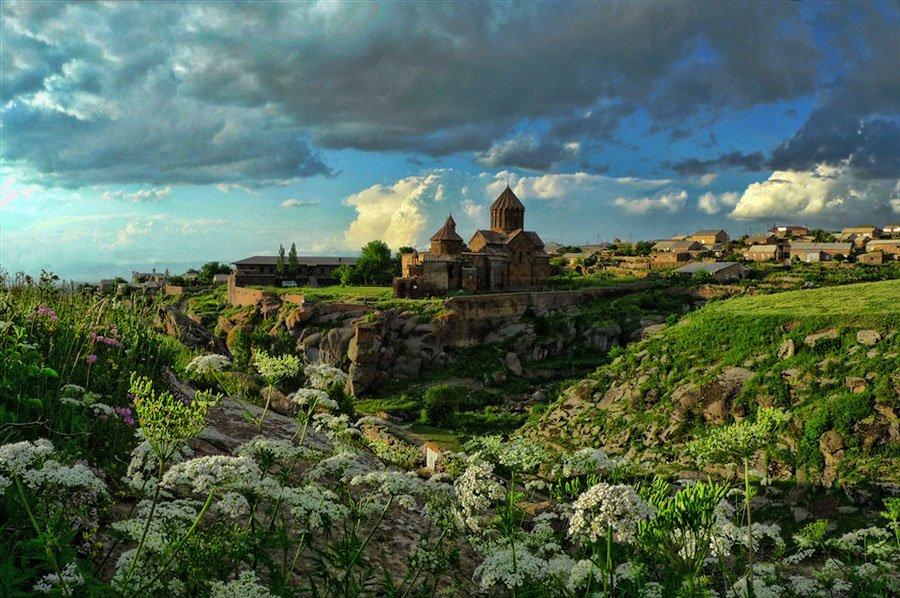 Обзорная экскурсия по Гюмри — Черная Крепость — Мармашен — Аричаванк