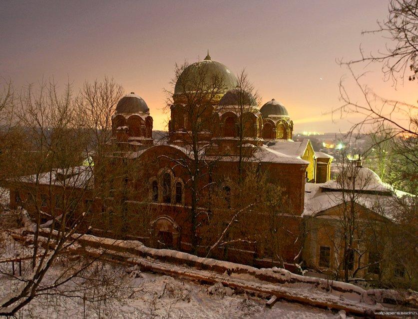 Церкви, храмы, соборы и монастыри Калуги