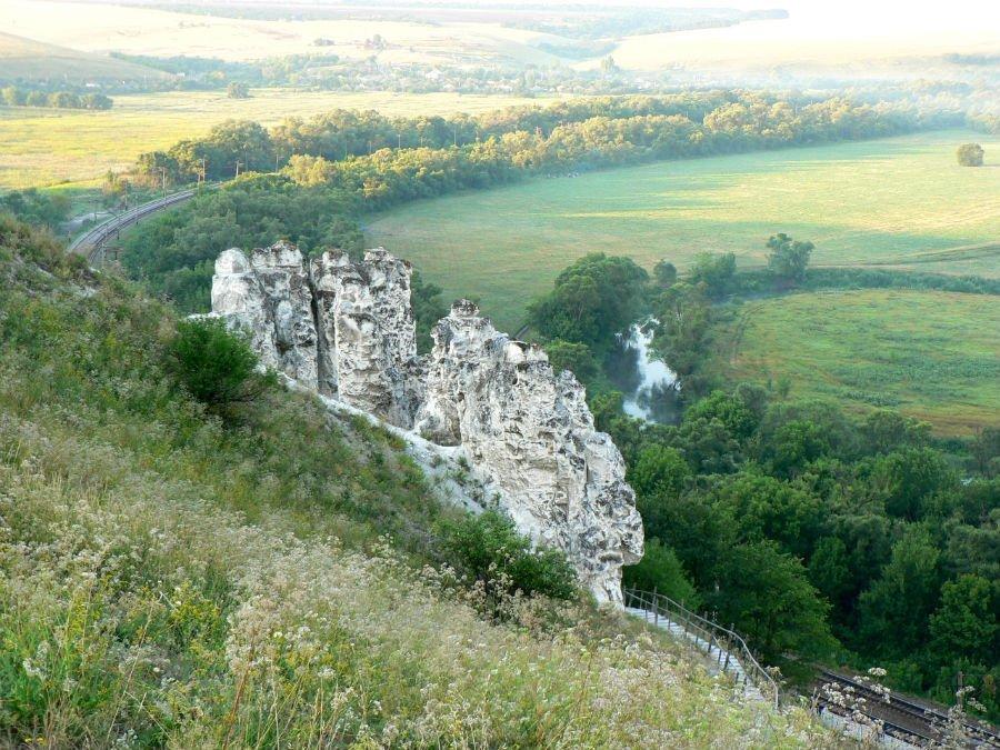 Тайны пещерных храмов: Костомарово — Дивногорье» 2 в 1