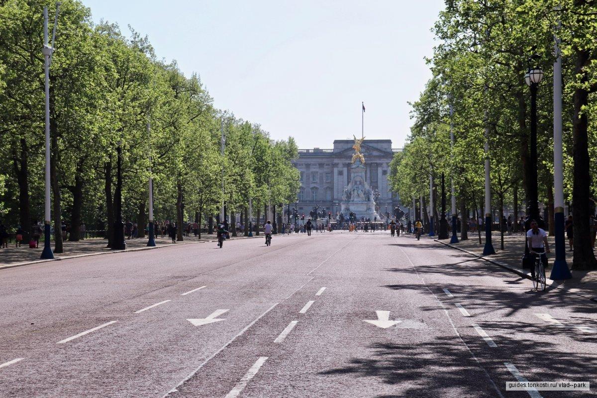 Город Лондон — город вольный. Обзорная экскурсия по Лондону на автомобиле