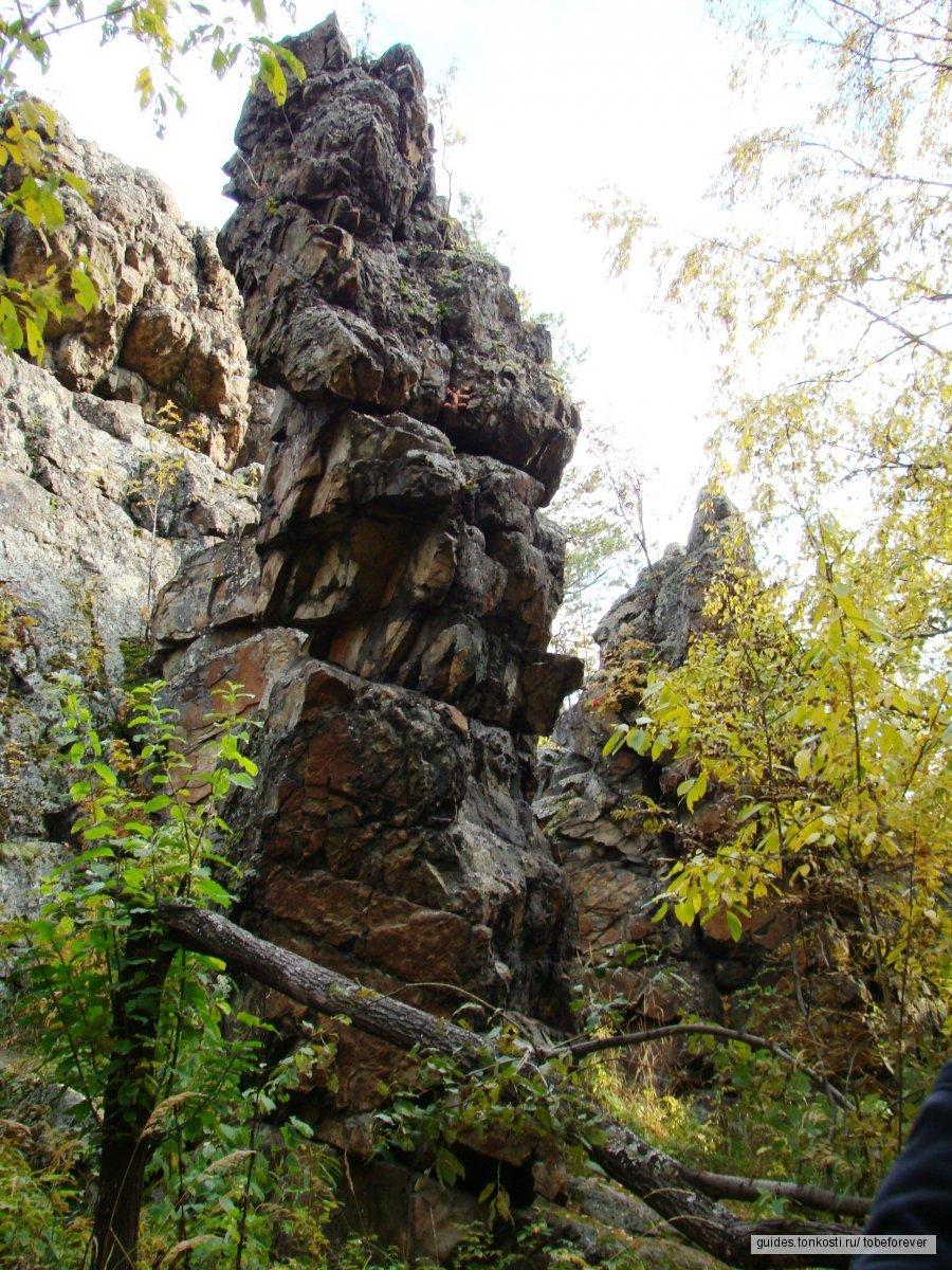 Азов-гора — район г. Полевской