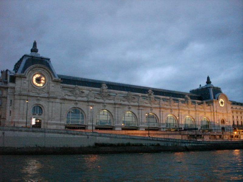 Музей д'Орсэ — лучшая коллекция импрессионистов