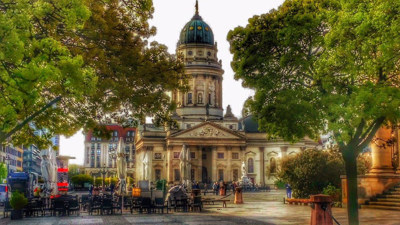 Пешеходная экскурсия в Берлине