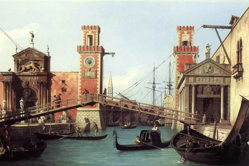 Венеция для детей