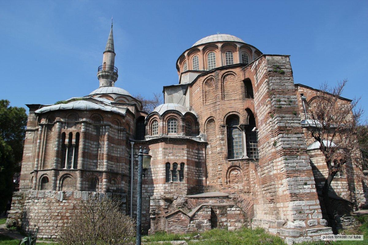 Православные святыни Стамбула