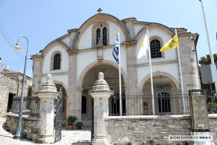 Ларнака — история в 4000 лет