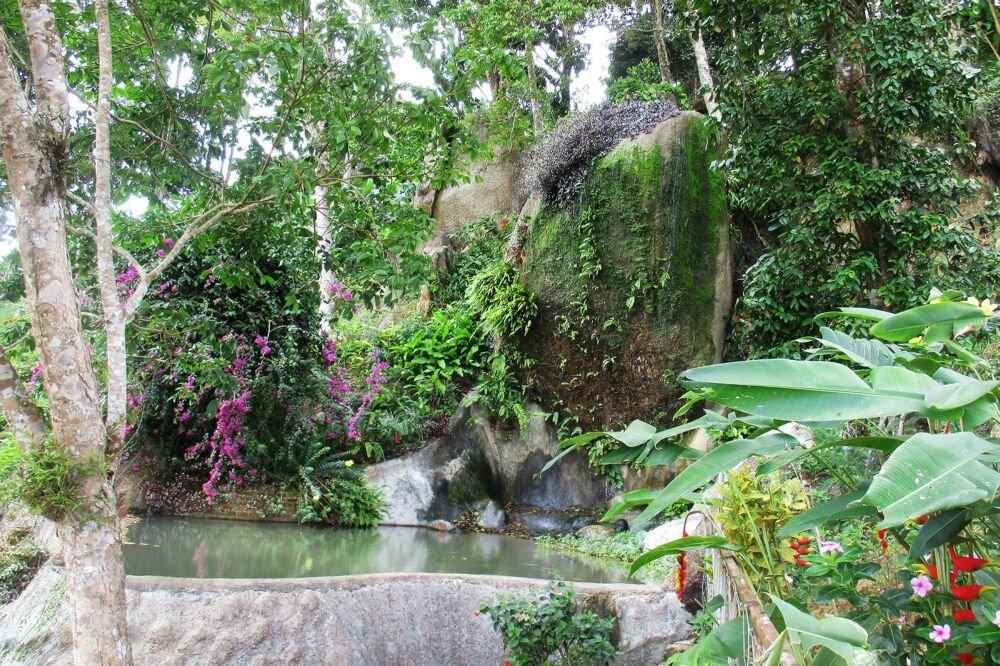 Парадайз-Парк на острове Самуи