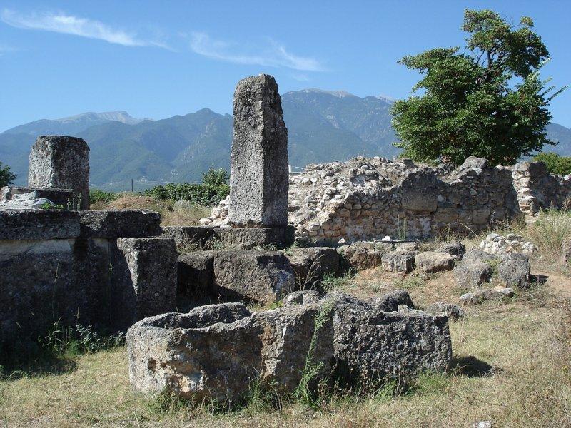 Салоники — Вергина — Метеоры — Дельфы — Афины