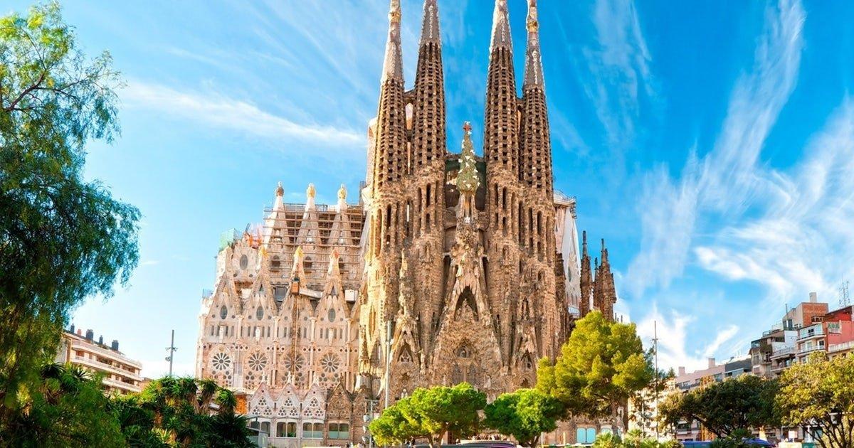 Барселона панорамная (индивидуально)