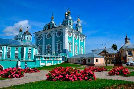 Тур по городам западной России (Брянск — Смоленск)