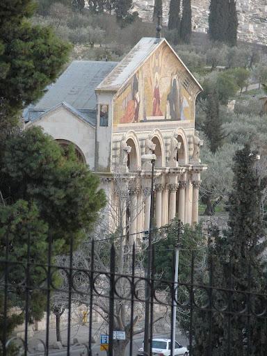 Иерусалим трёх религий, включая Вифлеем