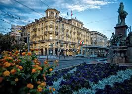 О чем молчат дома и улочки старого Цюриха