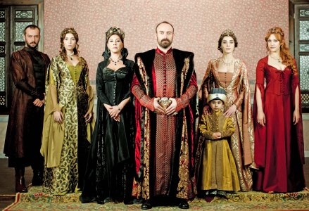 «Великолепный век» султана Сулеймана и Роксаланы