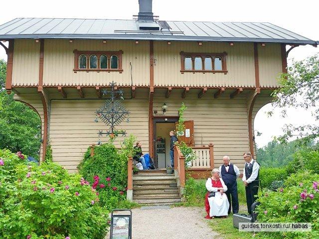 Сеурасаари — вся Финляндия за 2 часа и на одном острове. Остров-музей