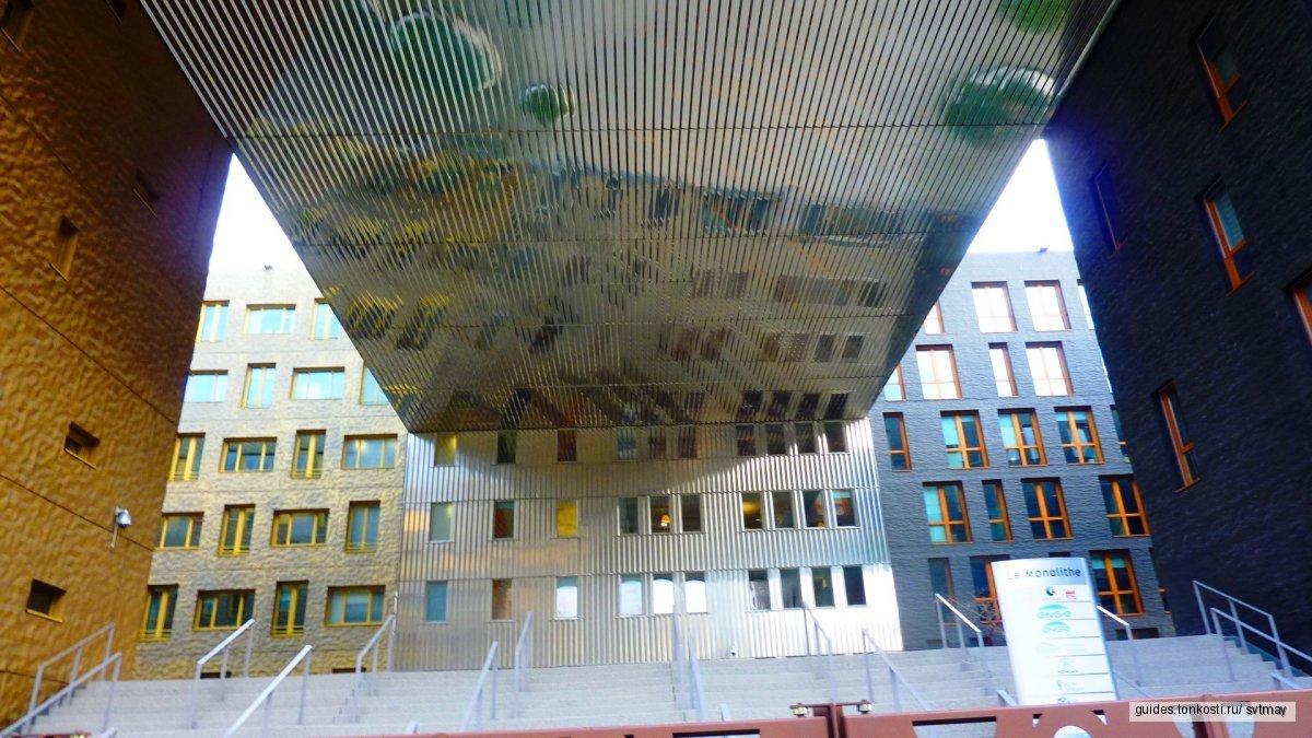 Лион — будущий экомегаполис