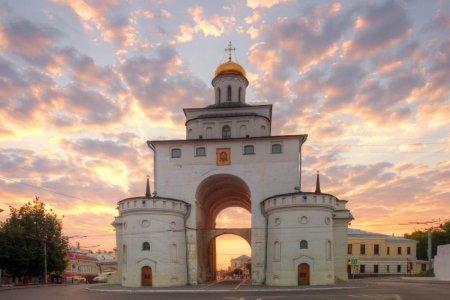 Историческое путешествие по центру Владимира