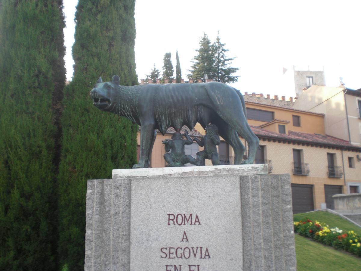 Сеговия — великолепный город Кастилии