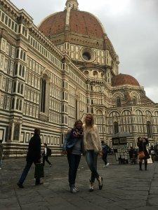 Флоренция по следам программы «Орёл и решка»
