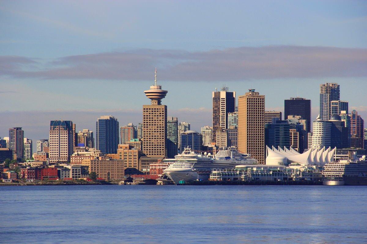 Обзорная экскурсия по Ванкуверу, 4 часа