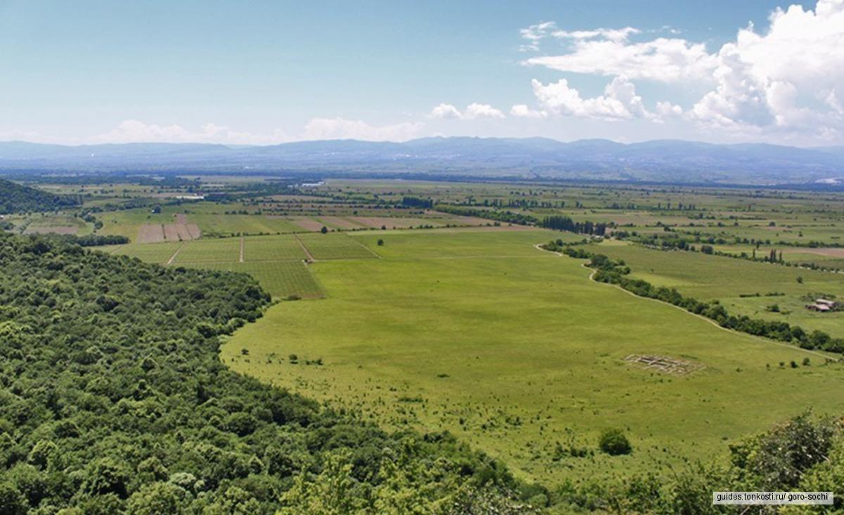 Кахетия — Алазанская долина