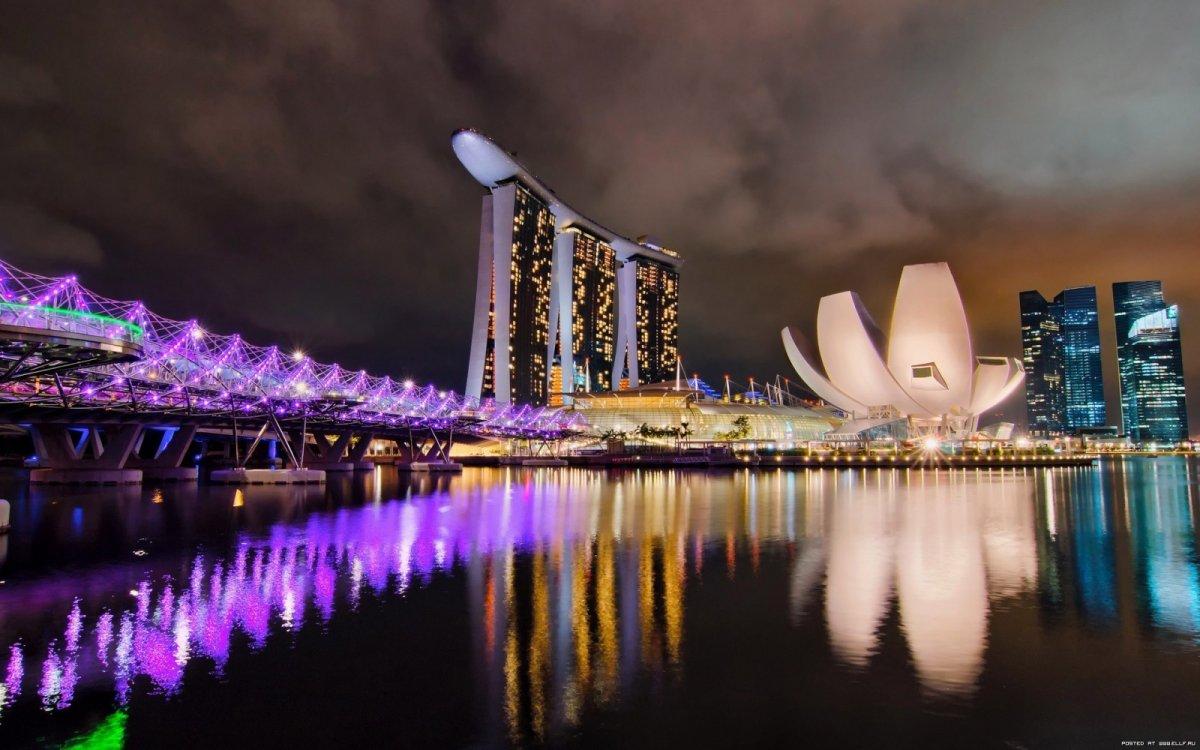 С Пхукета в Сингапур