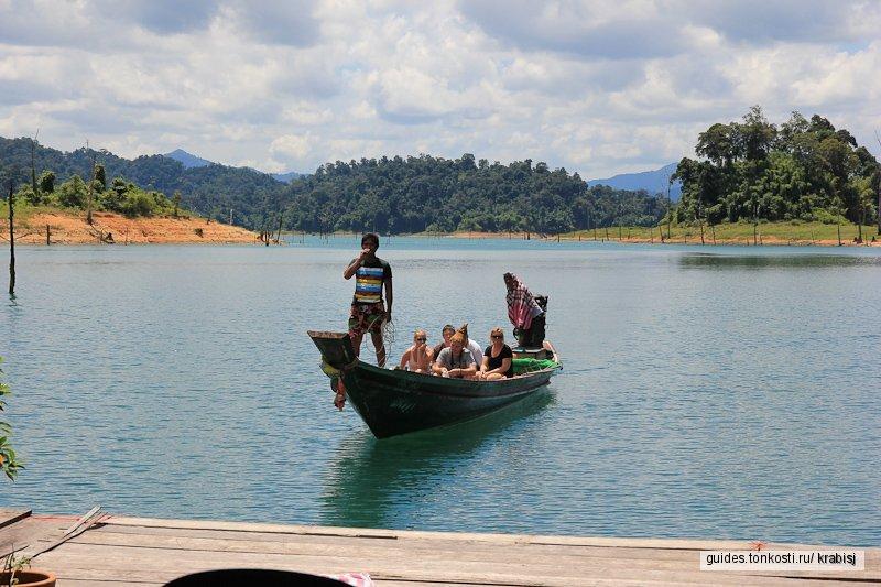 Знакомство с провинцией Сурратхани