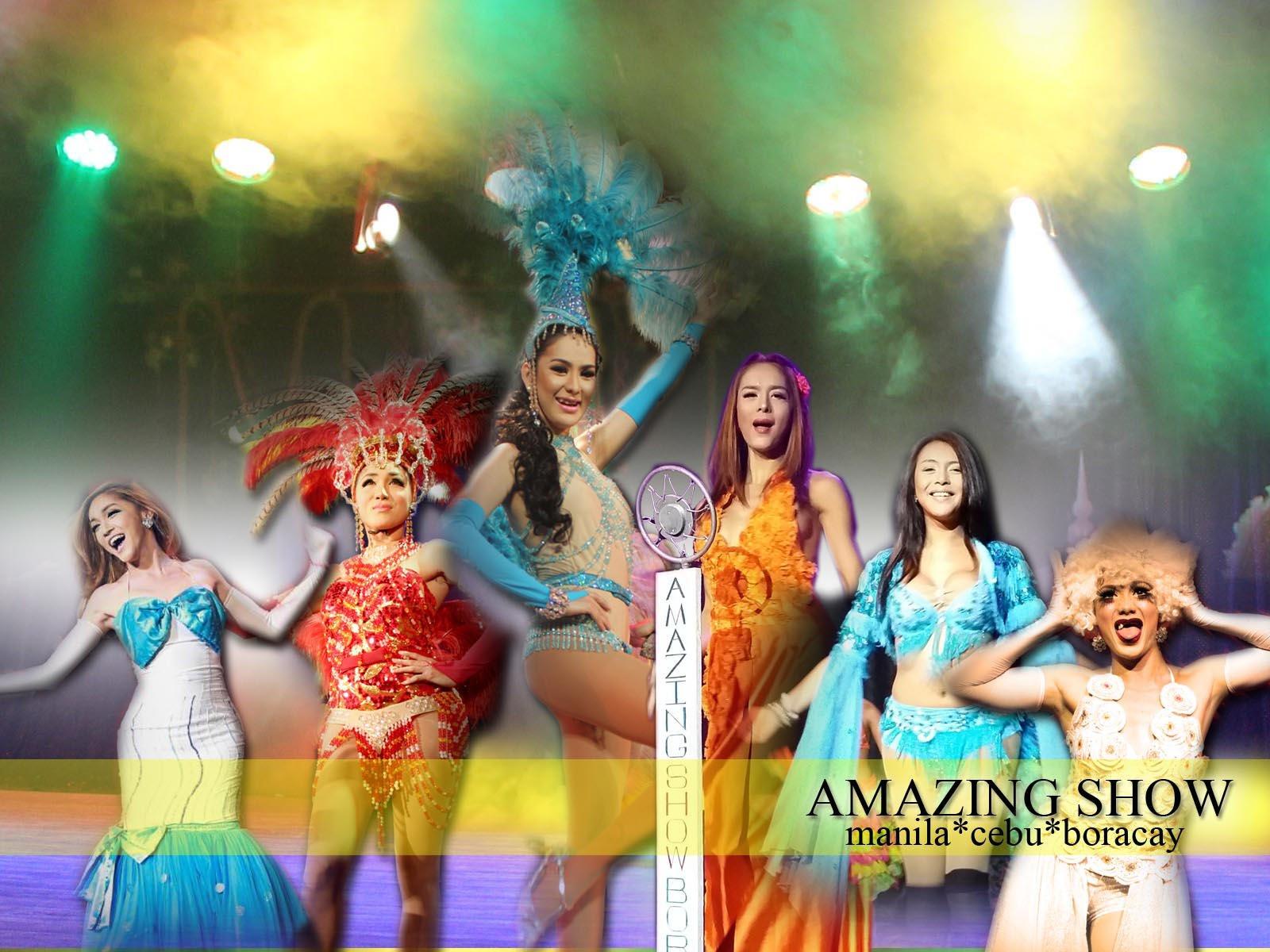 Шоу трансвеститов «Amazing Show»