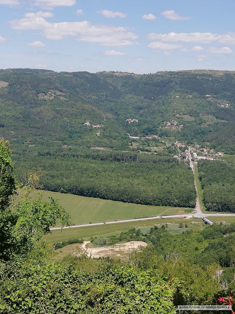 Центральная Истрия: Мотовун — Грожнян — Хум