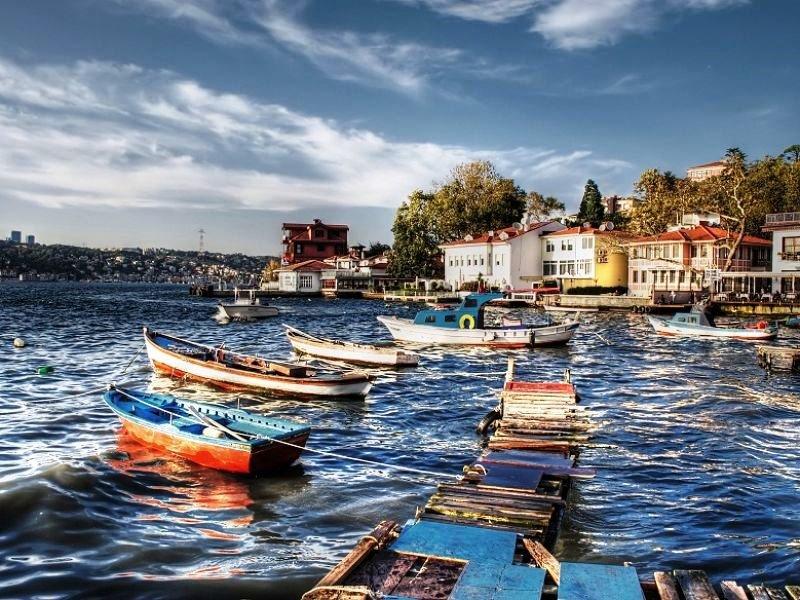 Прогулка по Босфору и «жемчужины» Старого города