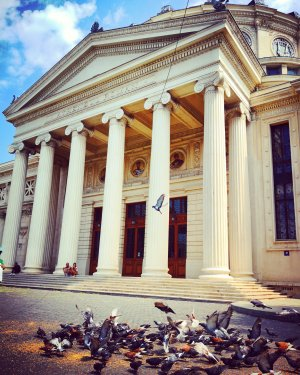 Бухарест — город контрастов