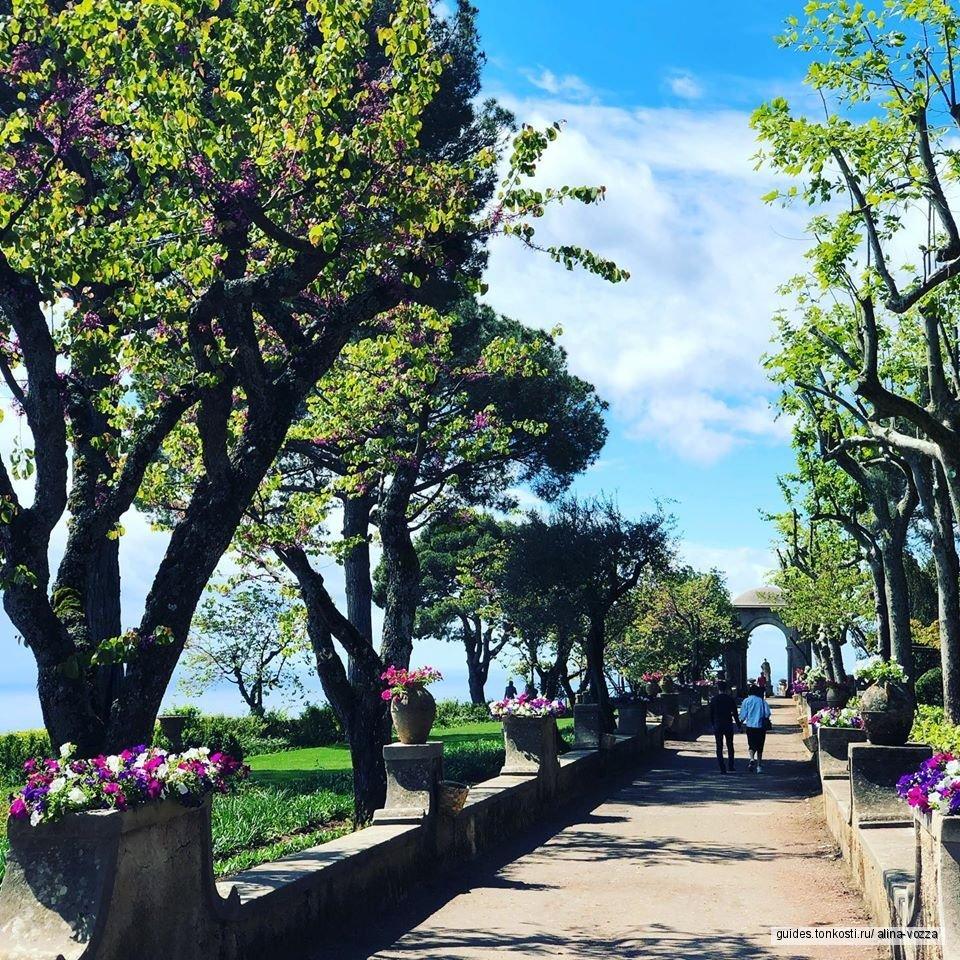 Обзорная экскурсия по Равелло