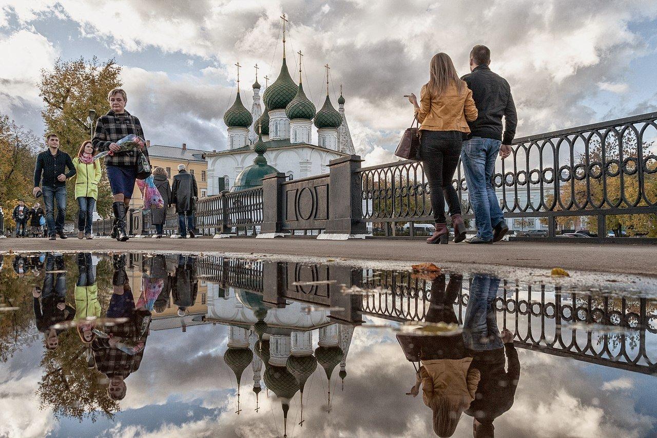 Мифы и легенды земли Ярославской