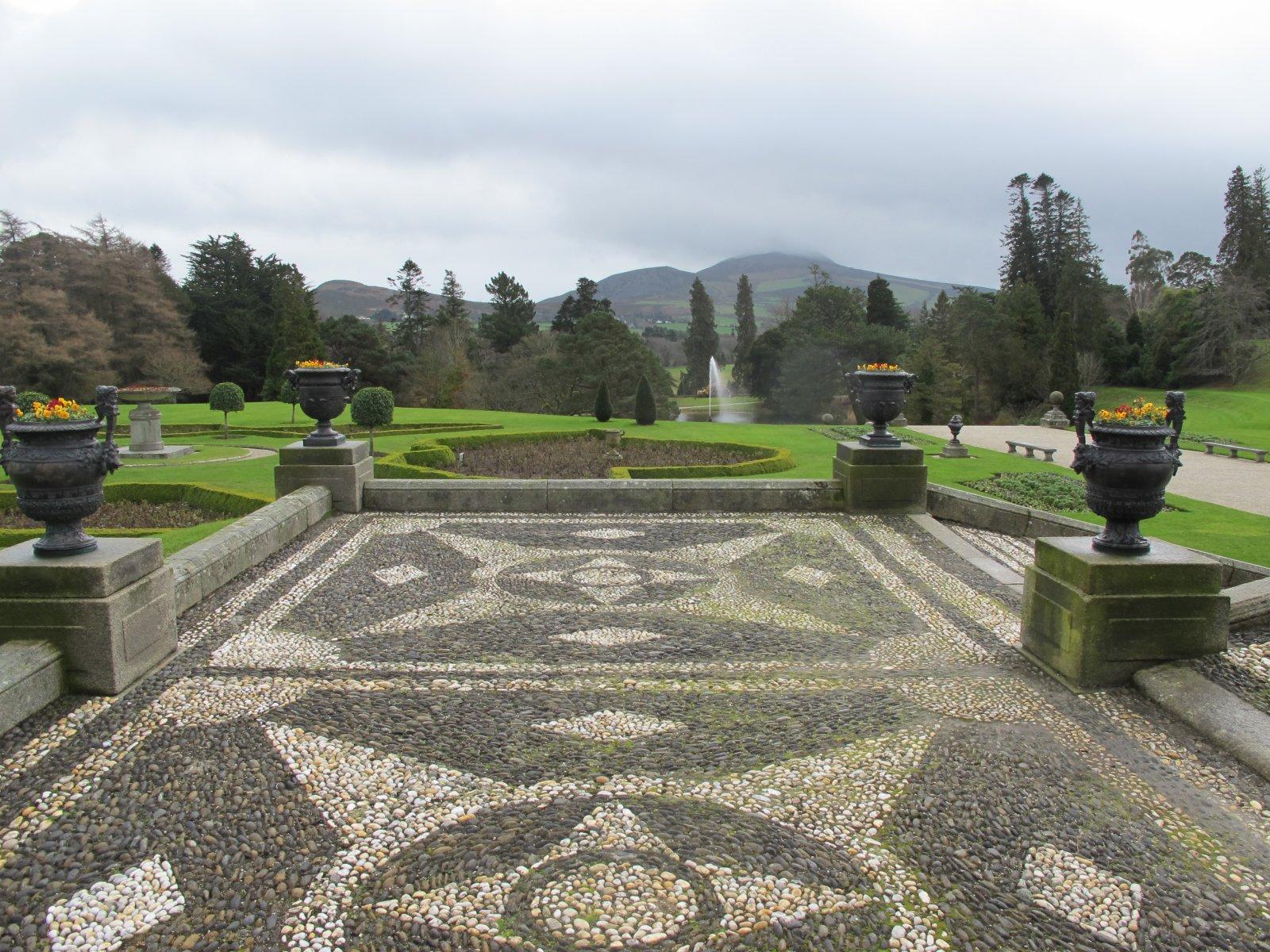 Сады Пауэскорт и Национальный парк Виклоу