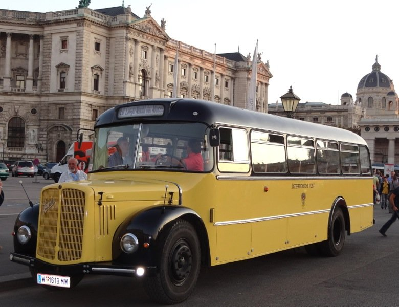 Комби-экскурсия по Вене