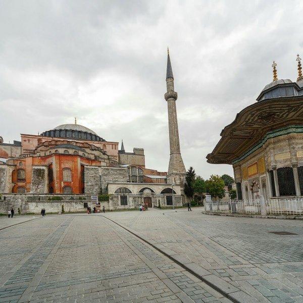 Весь Старый город и прогулка по Босфору