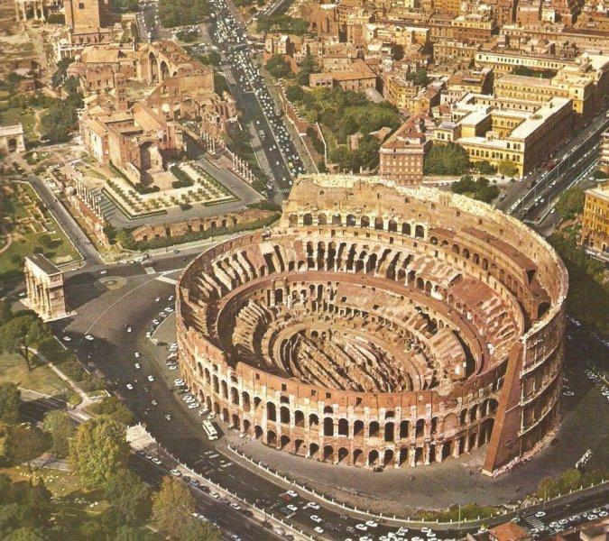 Из Римини в Рим и Ватикан