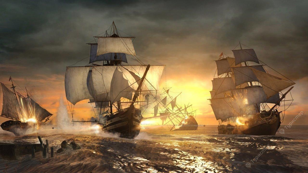 Морское величие Испанской империи