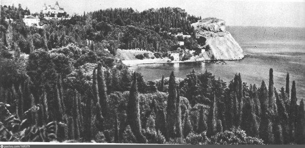Дворянские имения Кучук-Ламбата и Партенита — «Утес», «Карасан». Парк «Парадиз» в Партените