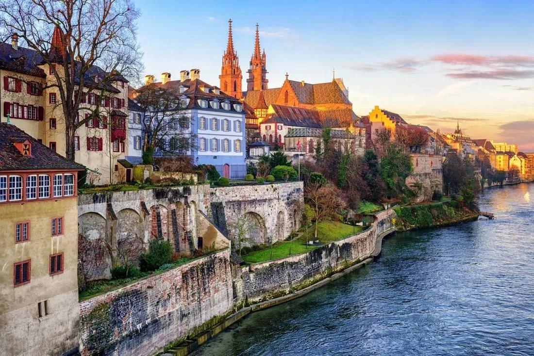 Германия — Франция — Швейцария за 3 дня