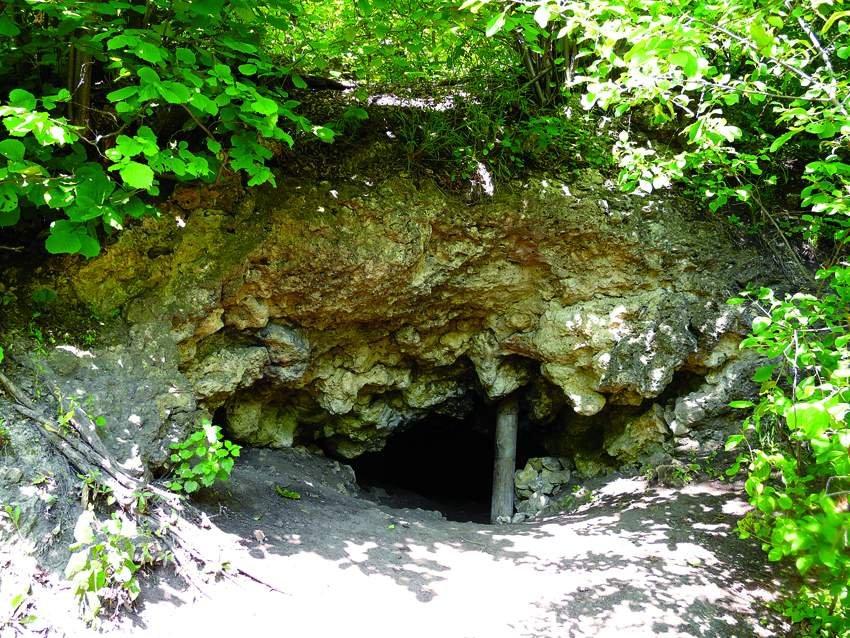 Экскурсионно-туристический маршрут «К пещере Степана Разина»