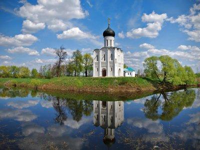 Владимир и Боголюбово — родной отчизны милый свет