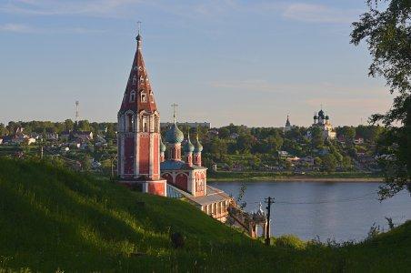 Старинный Романов-Борисоглебск